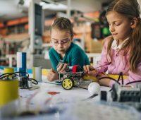 Conheça os benefícios da metodologia STEM na educação infantil